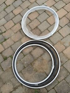 Set of bicycle rims