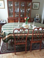 Dining Room Set, sofas and armchairs