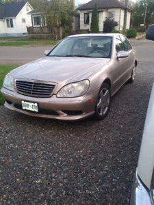 2003 Mercedes Benz s430 4matic