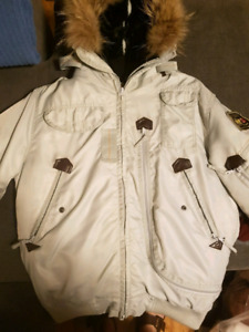 Small Men's Parasuco Winter Jacket- Like New!