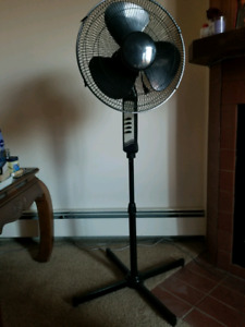 New only 2 months used fan.
