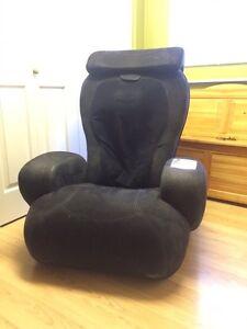 Massage chair and calf massager