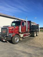 Camion Dompeur Western Star 1999
