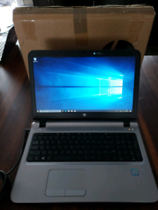 HP Probook G3 laptop w/ Windows 10 Pro