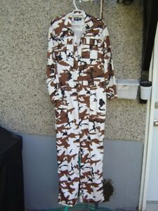 hunting camouflage jumpsuit coveralls size large