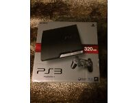 PS3 320GB With Original Box