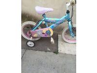 Girl bike sweetie