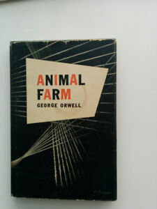 Animal Farm 1st edition George Orwell