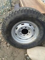 New GOOD YEAR tire and wheel