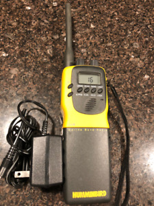 Humminbird Portable VHF Marine Radio