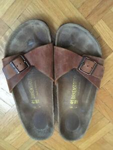 Sandale Birkenstock Gr 41 made in GERMANY