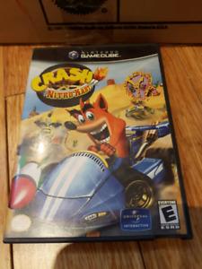 Crash Nitro Kart GameCube Game