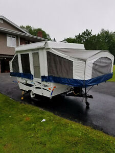 Great Condition Tent Trailer Loaded