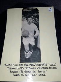 BOBBY KELLARD PORTSMOUTH FC