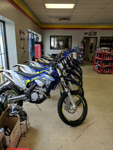 Sherco Off Road  Enduro Motorcycles   RPM Cycle