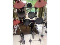 Electric drumkit