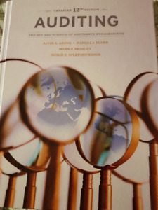 Auditing: The Art and Science of Assurance Engagements - 12th Ed