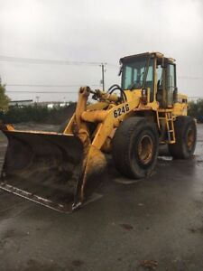 Rent Snow REMOVAL  Machinery RENT LOADER CHARGER SOUFLEUR PELLE