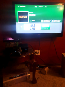 Xbox One with TV