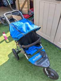 Out N About single pushchair