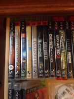 Ps3 games and system