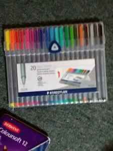 Staedler markers brand new. Cambridge Kitchener Area image 1