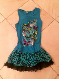 Size 5 girls summer dress. Super cute! Pu in Dieppe.