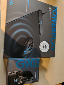 Logitech powrrplay + G903