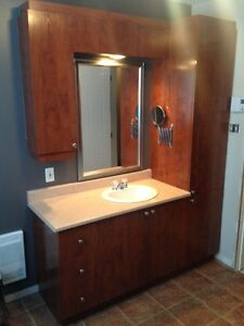 Vanité salle de bain