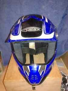 Motocross Helmet Kitchener / Waterloo Kitchener Area image 1