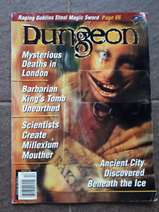 Dungeon Magazines - Lot of 5