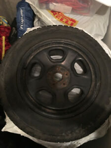 Winter tires & rims - Lincoln MKX