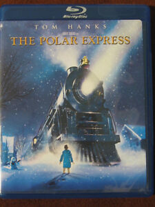 "Blu-ray disc ""The Polar Express"""