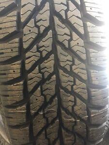 Winter Tires  225/65/17