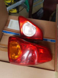 08-10 Toyota Corolla Rear Right and left Side Tail Lights $150