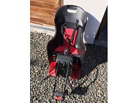 Polisport Boodie cycle child seat for bicycle