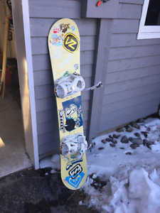 Board & bindings