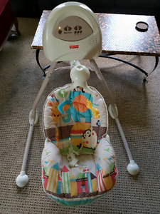 Fisher Price Adjustable Baby Swing