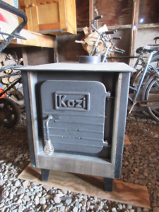 For sale: wood  stove