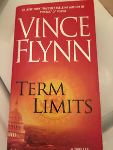 VINCE FLYNN NOVELS ~ LIKE NEW