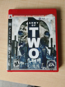 Army of Two (Co-op) PS3