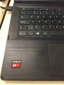 """Portable 15"""" LENOVO AMD A8"""