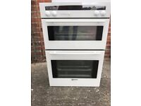 Neff double oven and a neef hob