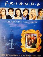 DVD COLLECTION- friends/sex in the city/ will and grace