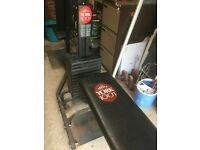 York 1001 Home gym