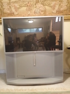 HD Sony projection tv
