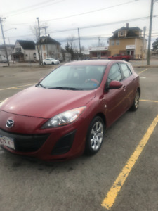 Mazda hatchback sport 2010 with all new parts (+Auto starter)