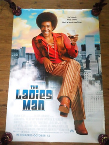 """The Ladies Man (2000) (Double Sided)   27""""x40"""" Movie Poster"""