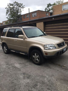 2001 Honda CRV under 200,000kms