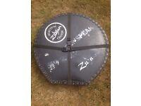 Cymbal hard case, cymbal flight case